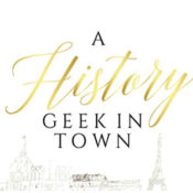 A History Geek in Town